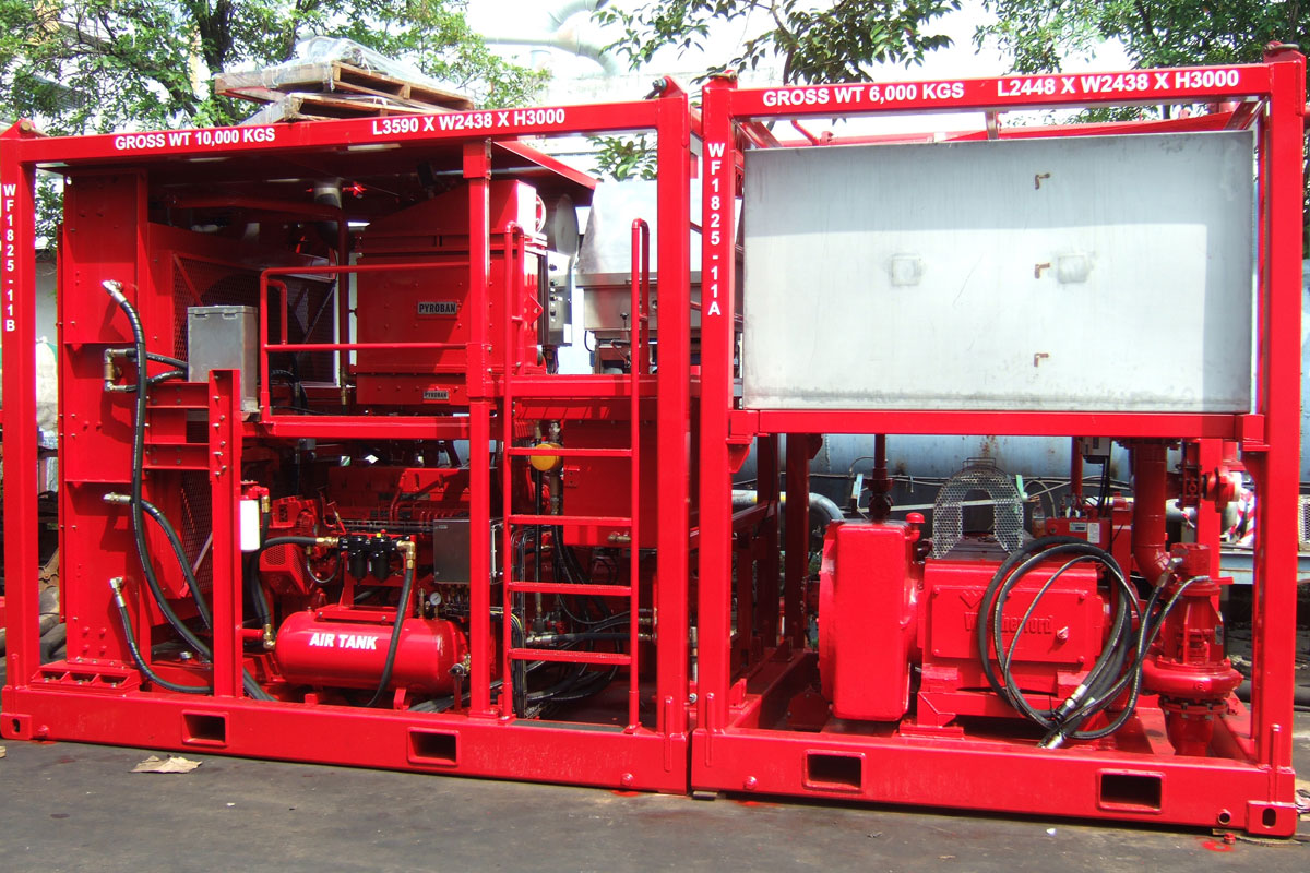 Tang Seng Nitrogen & Pump Systems Pte  Ltd